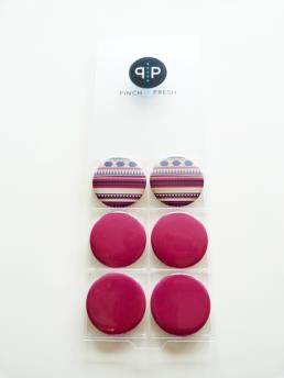 Presh Pink Print 1